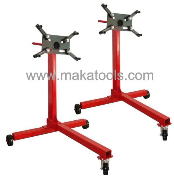 Motorcycle Engine Tools: 750LBS Motorcycle Engine Hoist & Stand (MK0750
